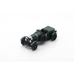 SPARK 43LM29 BENTLEY Speed Six N°1 Vainqueur 24H Le Mans 1929-W. Barnato - H. Birkin