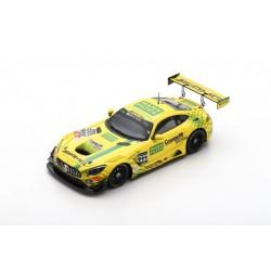 SPARK SJ084 MERCEDES-AMG GT3 N°999 MERCEDES-AMG Team GruppeM Racing 2ème 10H Suzuka 2019-