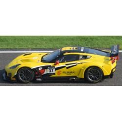 SPARK SJ090 CORVETTE C7 CALLAWAY GT3-R N°37 Callaway Competition with Bingo Racing 10H Suzuka 2019-