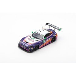 SPARK US077 MERCEDES-AMG GT3 N°33 MERCEDES-AMG Team Riley Motorsports 24H Daytona 2019-