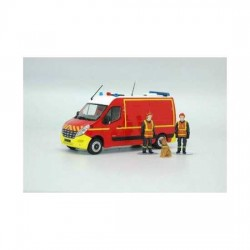 MOMACO MOM116 RENAULT MASTER POMPIER CYNOPHILE 1.43