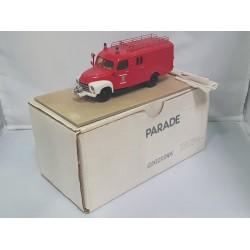 PARADE PA4339 OPEL BLITZ POMPIERS 1955 1.43