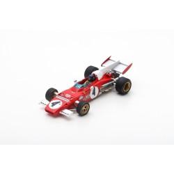 LOOKSMART LSRC014 FERRARI 312 B2 N°4 Vainqueur GP Allemagne 1972- Jacky Ickx