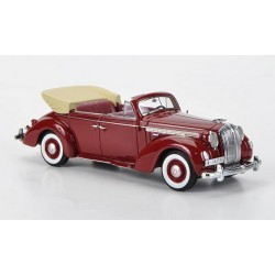NEO NEO43196 OPEL ADMIRAL CABRIOLET 1938 ROUGE 1.43