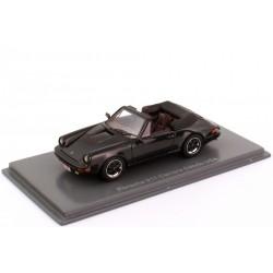 NEO NEO43250 PORSCHE 911 CARRERA CAB.USA NOIRE 1.43