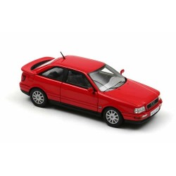 NEO NEO43366 AUDI COUPE ROUGE 1994 1.43