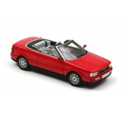 NEO NEO43370 AUDI CABRIOLET ROUGE 1994 1.43
