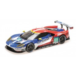 MINICHAMPS 155168669 FORD GT N°69 LM16 1.18