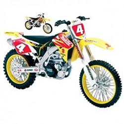 NEW-RAY NWR42623 SUZUKI RM-Z450 CHAMPION AMA SUPERCROSS 1.12