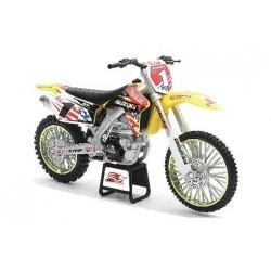 NEW-RAY NWR43283 SUZUKI RM-Z450 2007 N?1 1.12