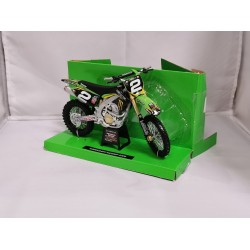 NEW-RAY NWR43303 KAWASAKI KX250F 2008 N?2 1.12