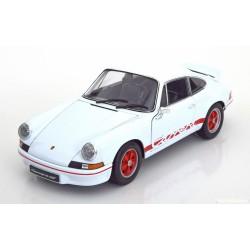 WELLY WELLY18044 PORSCHE 911 CARRERA RS 1973 BLANCHE