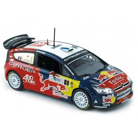 NOREV 155422 CITROEN C4 WRC TDC 2008 1.43