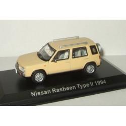 NOREV 420160 NISSAN RASHEEN 1994 TYPE II JAUNE 1.43