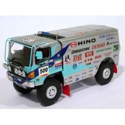 NOREV 518810 HINO RANGER PARIS DAKAR 2005 No500 1.43