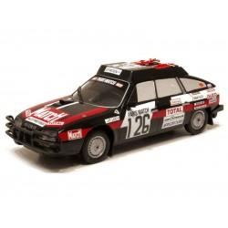 NOREV 159010 CITROEN CX 2400 DAKAR 1981 1.43