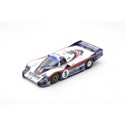 SPARK 18S424 PORSCHE 956 N°3 3ème 24H Le Mans 1982 H. Haywood - A. Holbert - J. Barth