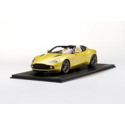 TOP SPEED TS0230 ASTON MARTIN Vanquish Zagato Speedster Cosmopolitan Yellow