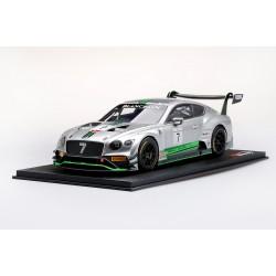 TOP SPEED TS0243 BENTLEY Continental GT3 n°7 Bentley Team M-Sport Blancpain GT Series Monza2018