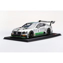 TOP SPEED TS0244 BENTLEY Continental GT3 n°8 Bentley Team M-Sport Blancpain GT Series Monza2018