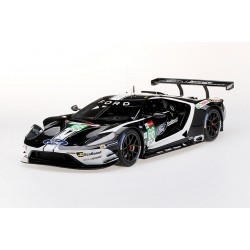 TOP SPEED TS0279 FORD GT n°66 Ford Chip Ganassi Team UK