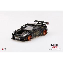 MINI GT MGT00005-L NISSAN GT-R R35 Type 1 Rear Wing Version 1+2