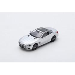 SPARK S8180 MERCEDES-Benz GLC SL 2017 - Iridium Silver Metallic