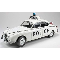 MODEL ICONS 999001 JAGUAR 240 POLICE ANGLAISE 1968 1.18