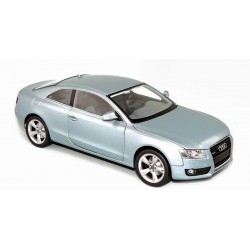 NOREV 188350 AUDI A5 COUPE 2007 SILVER 1.18