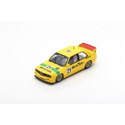 """SPARK SA186 BMW E30 N°21 """"Thunderbolt"""" 1995 (300ex)"""