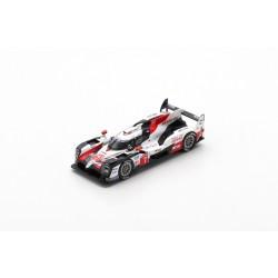 SPARK S7904 TOYOTA TS050 HYBRID N°7 TOYOTA GAZOO Racing 2ème 24H Le Mans 2019 M. Conway - K. Kobayashi - J. M. López 1,43