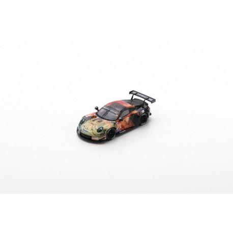 SPARK 87S154 PORSCHE 911 RSR N°56 Team Project 1 Vainqueur LMGTE Am class 24H Le Mans 2019 1,43