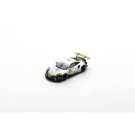 SPARK 87S151 PORSCHE 911 RSR N°92 Porsche GT Team 24H Le Mans 2019 M. Christensen - K. Estre - L. Vanthoor 1.87