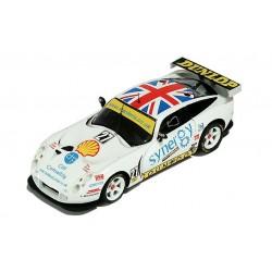 SPARK SCTR04 TVR White n°27 British GT Championship Donington 2003 1.43