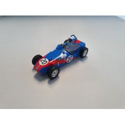 SPARK HP01 LOTUS 7 N°20 Coupe des Provinces - Vainqueur Montlhéry 1964 H. Pescarolo 1.43