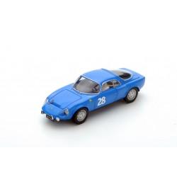 SPARK HP05 MATRA Djet 5S N°28 1er GT Coupe de Paris 1965 H. Pescarolo 1.43
