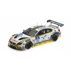 MINICHAMPS 437162622 BMW M6 GT3 ROWE RACING NURBURG 2016 N°22