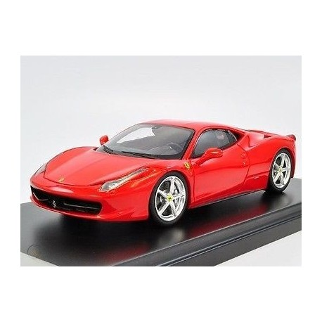 FUJIMI TSM10FJ002 FERRARI 458 Italia Rossa Corsa rouge