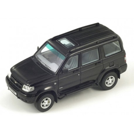 UAZ 3163 PATRIOT 4X4 2009 NOIR METAL
