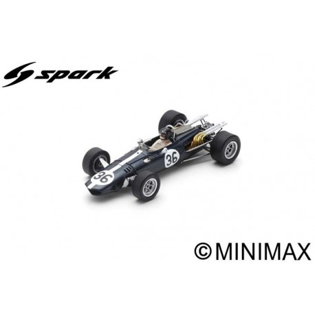 SPARK S2399 EAGLE T1G No.36 Winner Belgian GP 1967-Dan Gurney