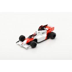SPARK S5395 MCLAREN MP4-2 No.8 Winner British GP 1984-Niki Lauda