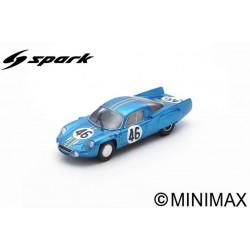 SPARK S5475 ALPINE A210 No.46 24H Le Mans 1966-M. Bianchi - J. Vinatier