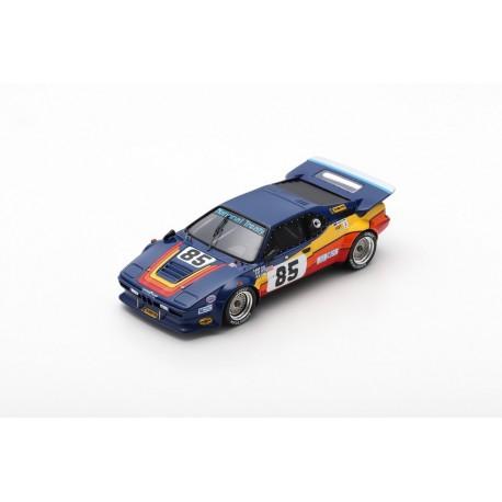 SPARK S6406 BMW M1 No.85 24H Le Mans 1982-T. Garcia - F. Stiff - A. Naon
