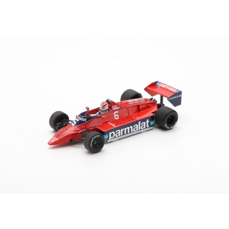 SPARK S7113 BRABHAM BT48 No.6 Monaco GP 1979-Nelson Piquet