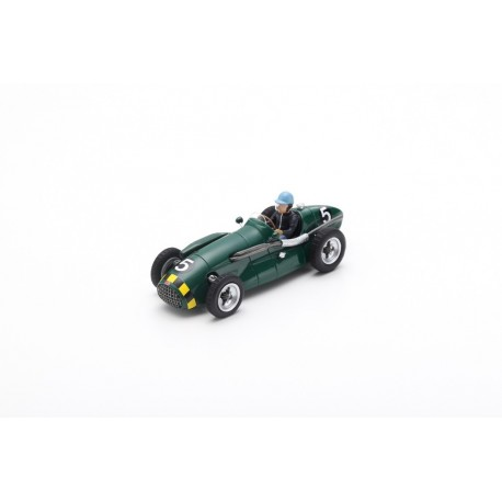 SPARK S7240 CONNAUGHT A No.5 British GP 1952-Eric Thompson