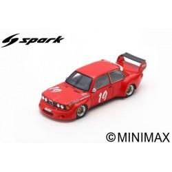 SPARK S8002 BMW 320 No.19 DRM Mainz-Finthen 1977-Karl-Heinz Becker