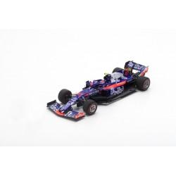 SPARK S6047 TORO ROSSO Red Bull STR14 N°10 2ème GP Brésil 2019 Red Bull Scuderia Toro Rosso Honda Pierre Gasly 1.43