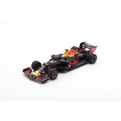 SPARK S6049 RED BULL ASTON MARTIN RB15 N°33 Vainqueur GP BRESIL 2019 Max Verstappen 1.43