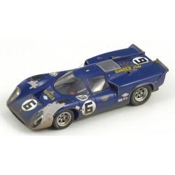 LOLA T70 MK3 DAYTONA 1969 N°6 VAINQUEUR