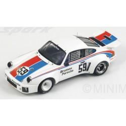 SPARK 43DA75 PORSCHE 911 Carrera RSR N°59 1975